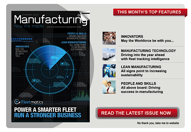Manufacturing Magazine Manufacturing Industry News Lean