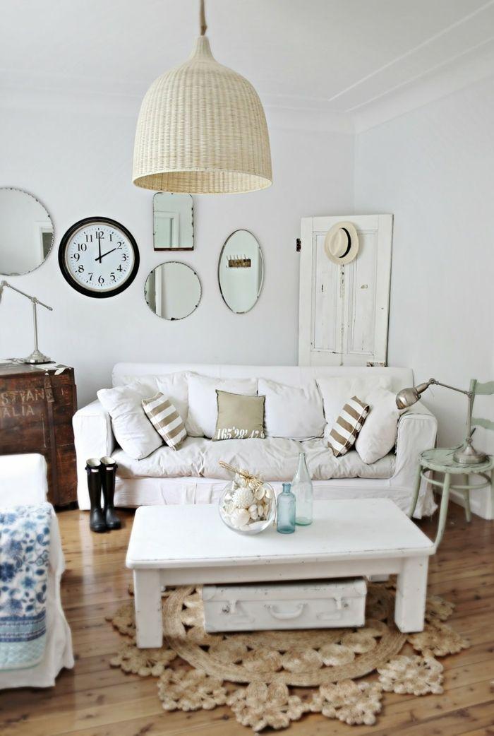 ▷ 1001 + Wohnzimmer Ideen für kleine Räume zum Entlehnen | Living ...