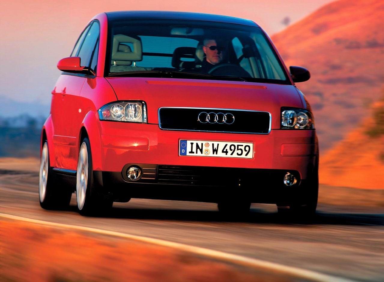 Audi A2 16 FSI Audi a2, Audi, Cars