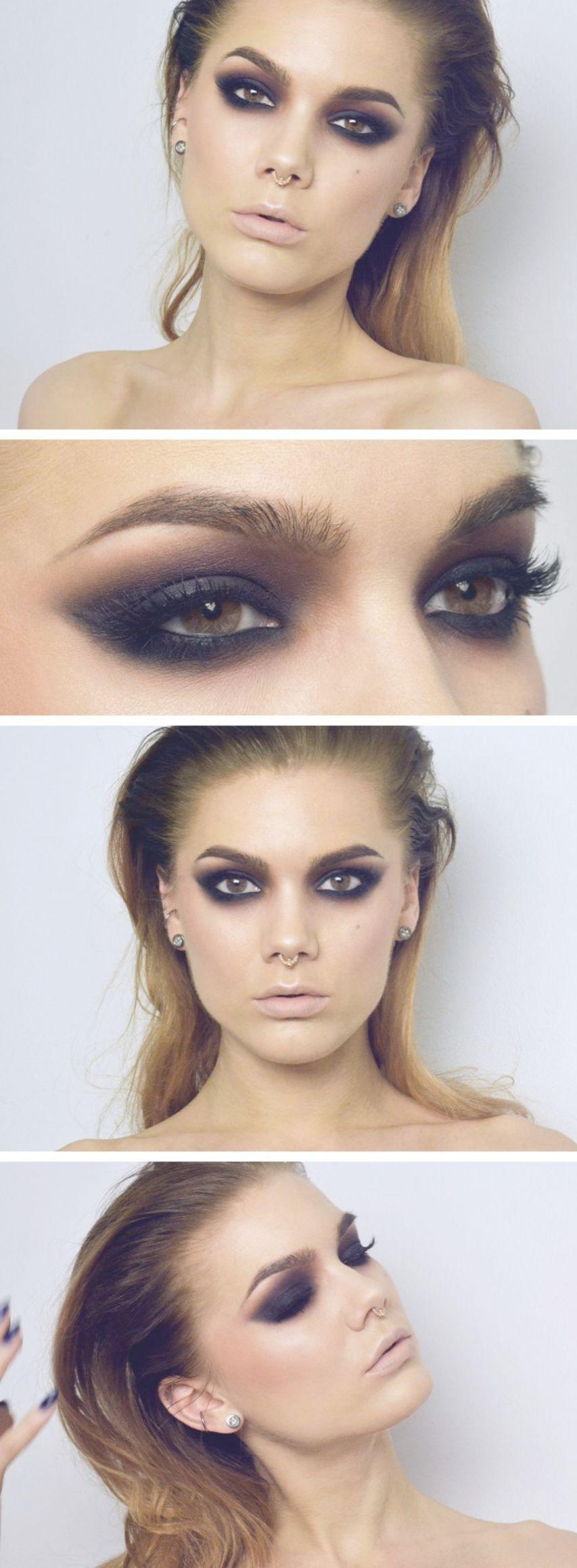 smokey eye makeup tips in hindi smokey eye makeup black and silver