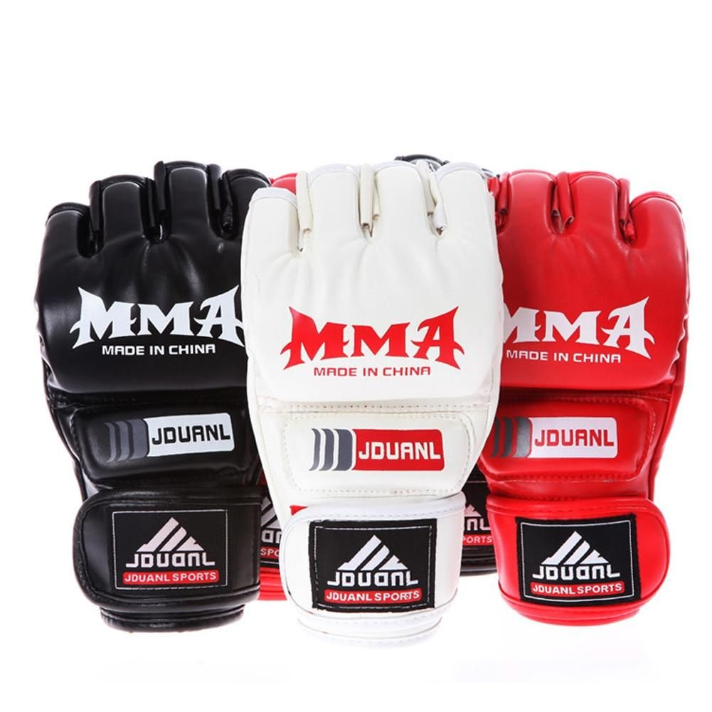Boxing Mma Gloves For Fighting And Training Fitness Kickboxing