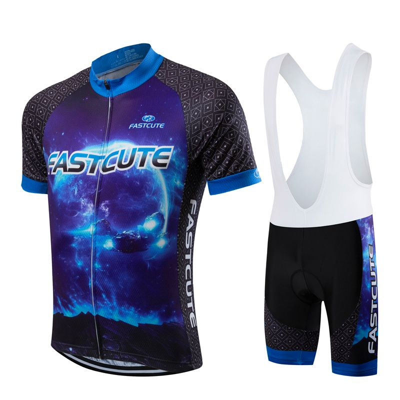 FASTCUTE Bicycle Wear Cycling Clothing Breathable Bike Clothing Ropa  Ciclismo Cycling Set  Short Sleeve 5fcf52912
