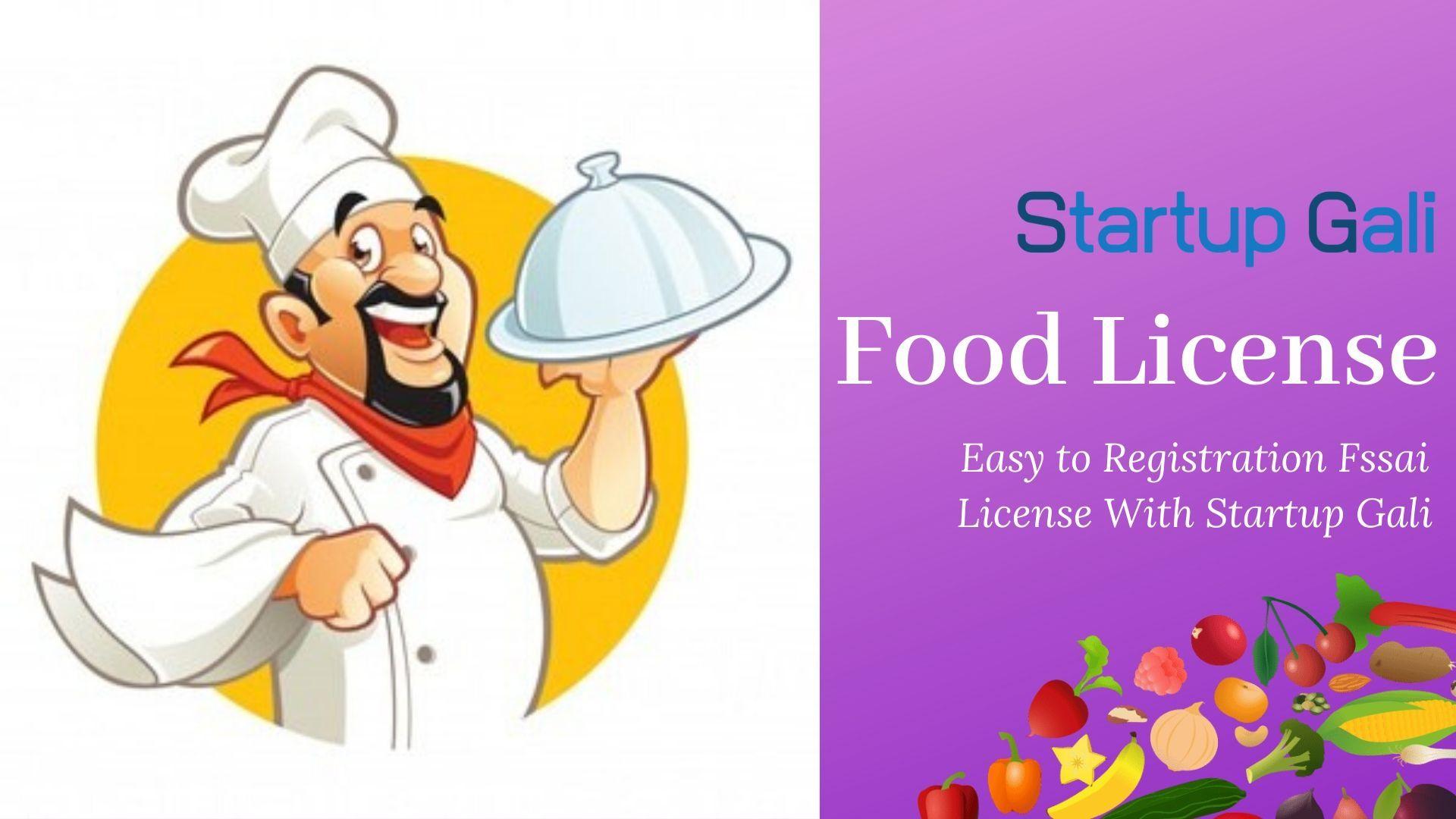 Food License in 2020 Food license, Registration, Food safety