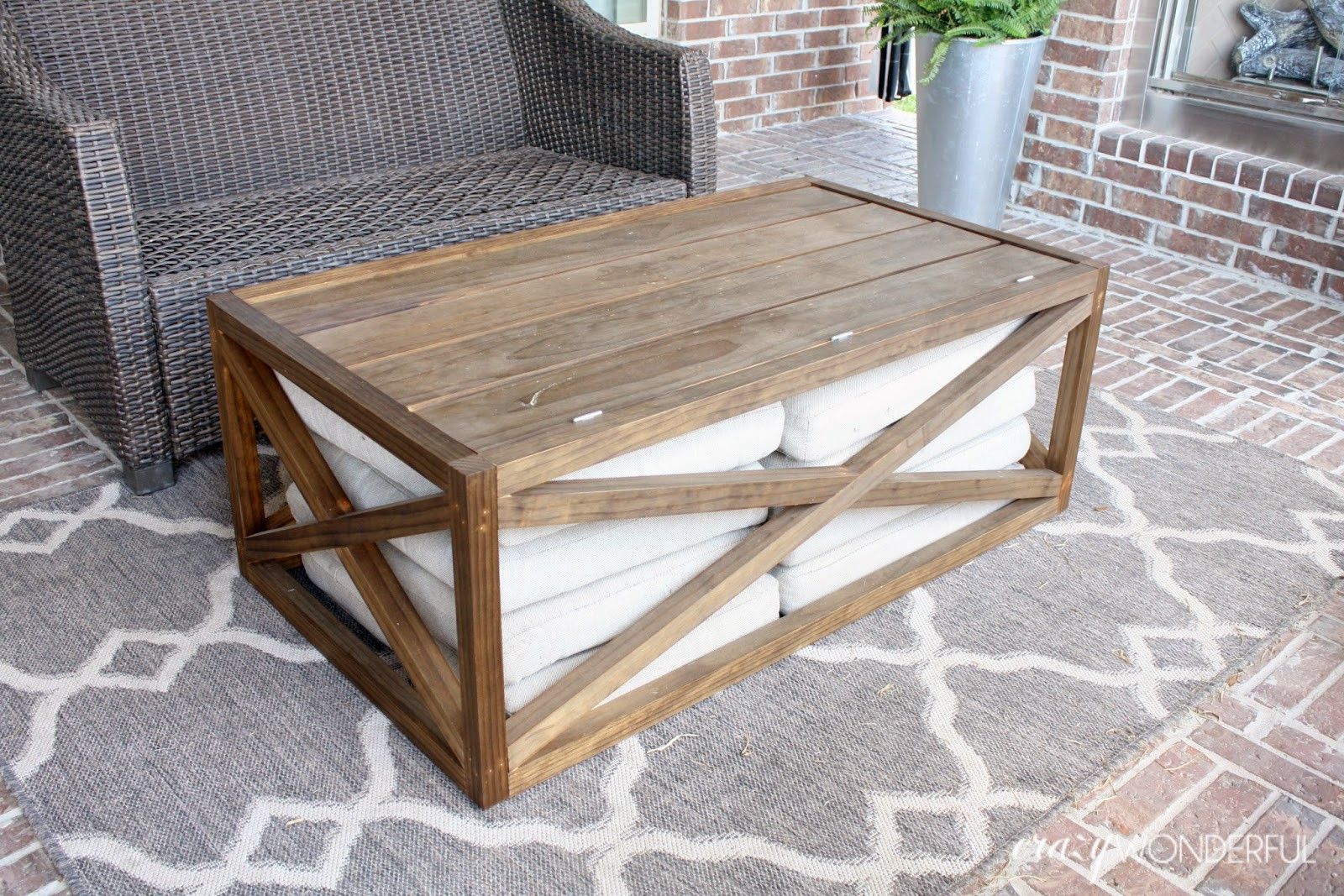 Cool Coffee Tables With Storage Download Small Kitchen Table With Storage Inspirational Concr In 2020 Homemade Coffee Tables Coffee Table Cool Coffee Tables [ 1067 x 1600 Pixel ]