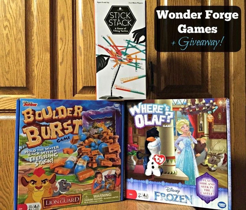 Wonder Kids Games {Holiday Gift Ideas!} + Stick