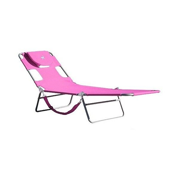Ostrich Face Down Beach Chaise Lounger ($38) ❤ Liked On Polyvore Featuring  Home, · Chaise Lounge OutdoorChaise ...