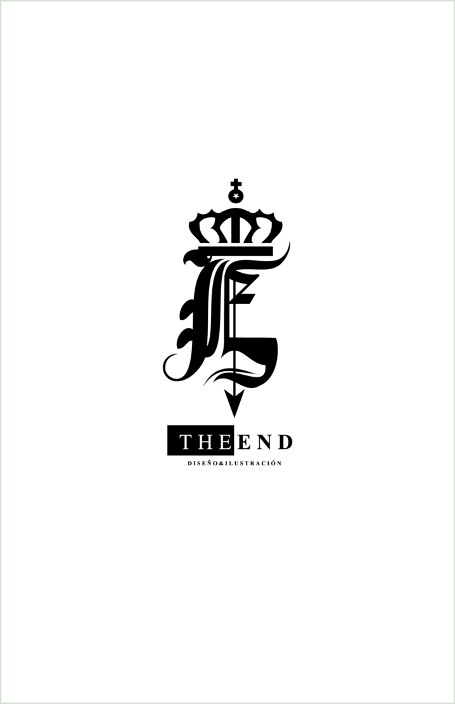 Logotipo The End By Centauros Graphic On Deviantart Logo Inspiration Logo Design Logotype
