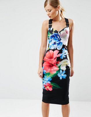 a1aeeafac100372b6c704fc99d5a00dc - Ted Baker Arienne Hanging Gardens Dress