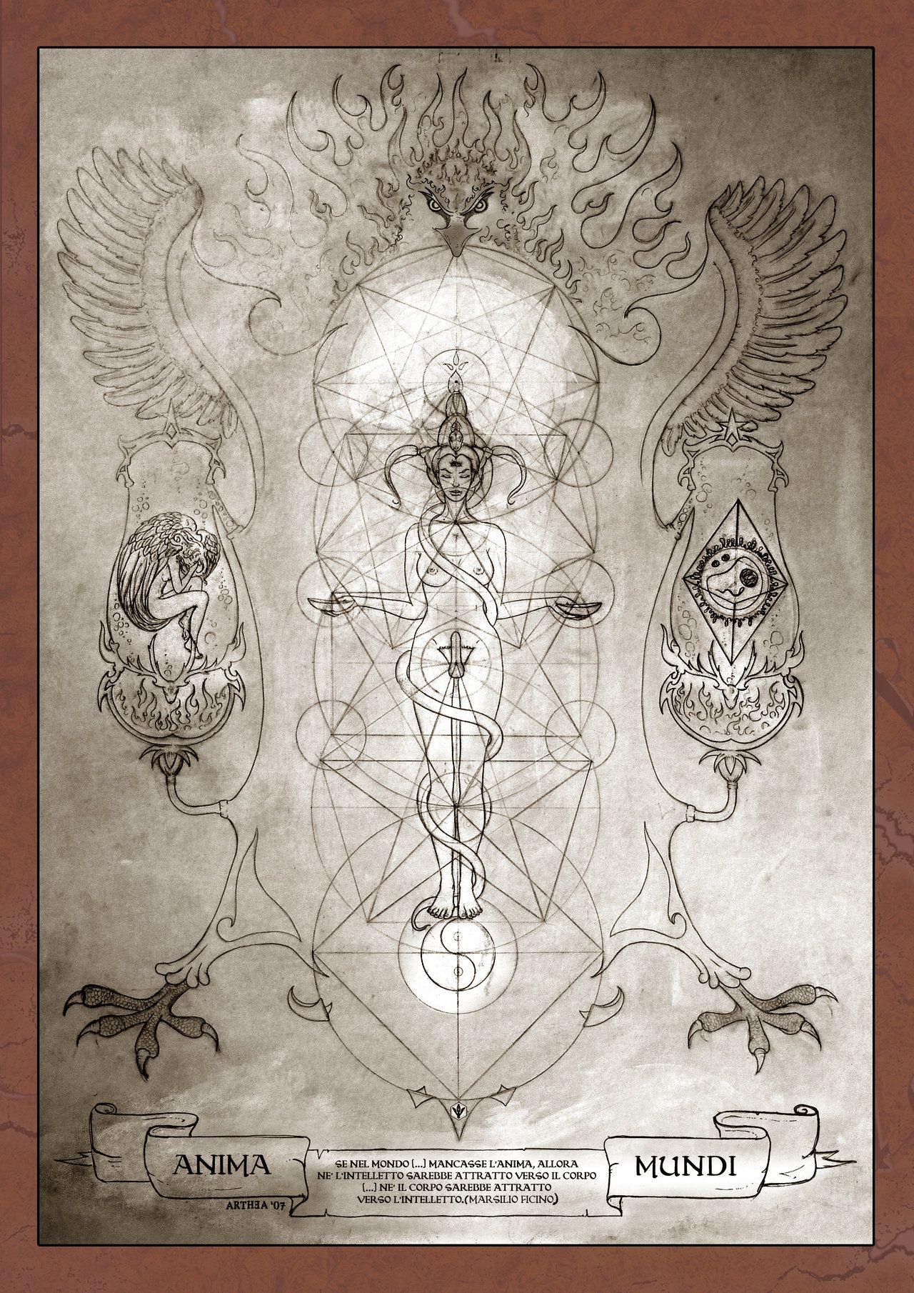 Anima Mundi Alchemy