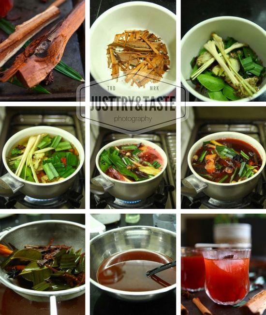 Resep Bir Pletok Minuman Menghangatkan Khas Betawi Resep Bir Makanan Dan Minuman Resep