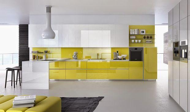 Cocinas a tope de color: ideas decoración (El Rincón de Moda ...