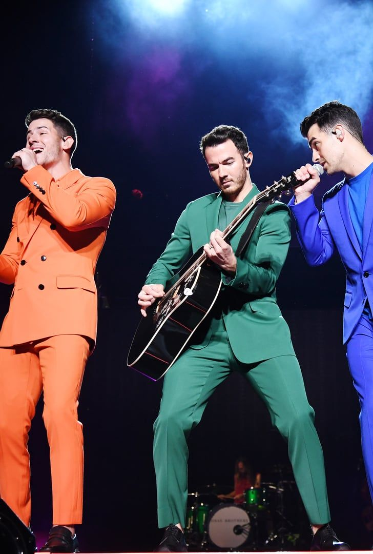 These Jonas Brothers Halloween Costumes Have a Little Something For New and Old Fans #halloweencostumesformen