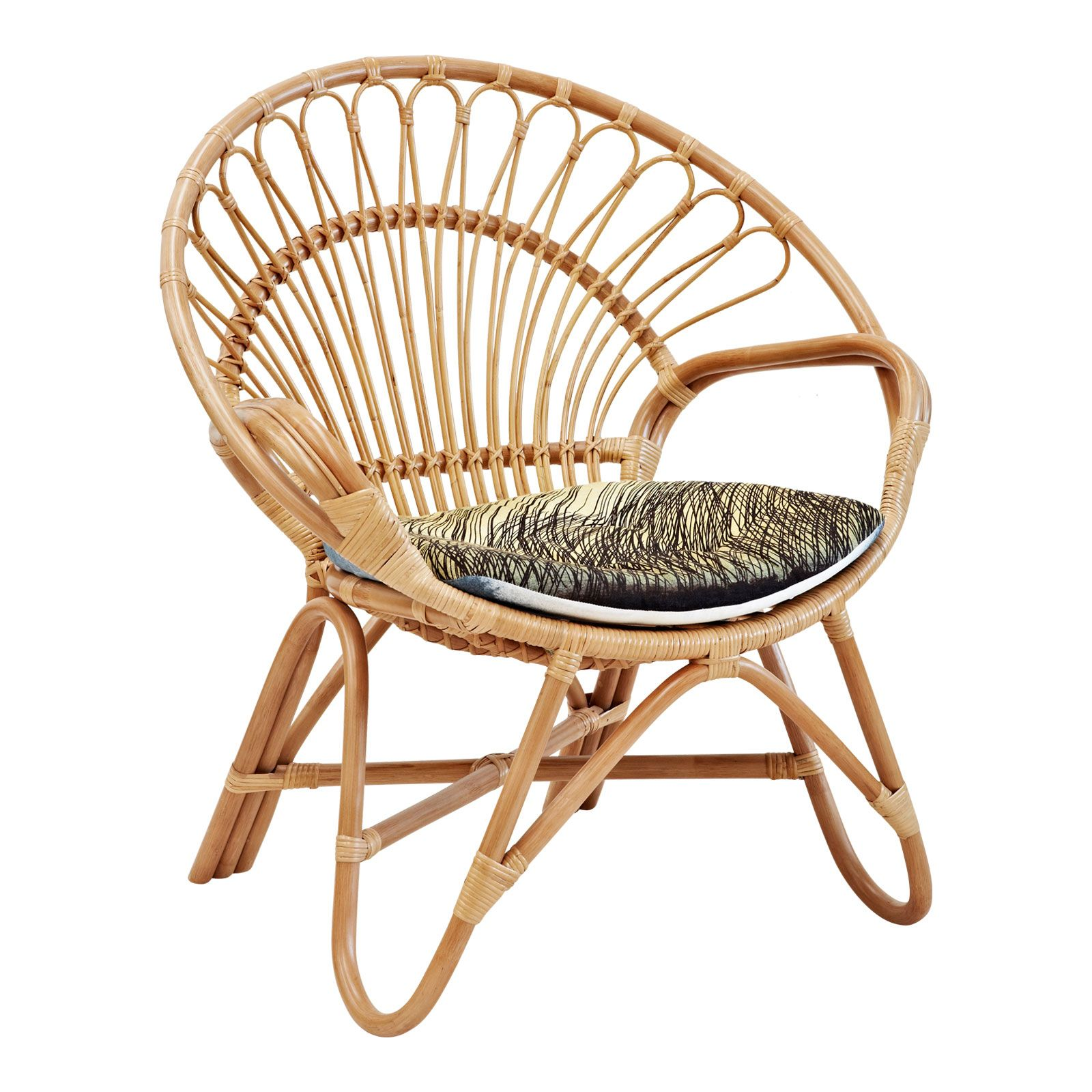 Appealing Rattan Chair For Outdoor Or Indoor Furniture ...