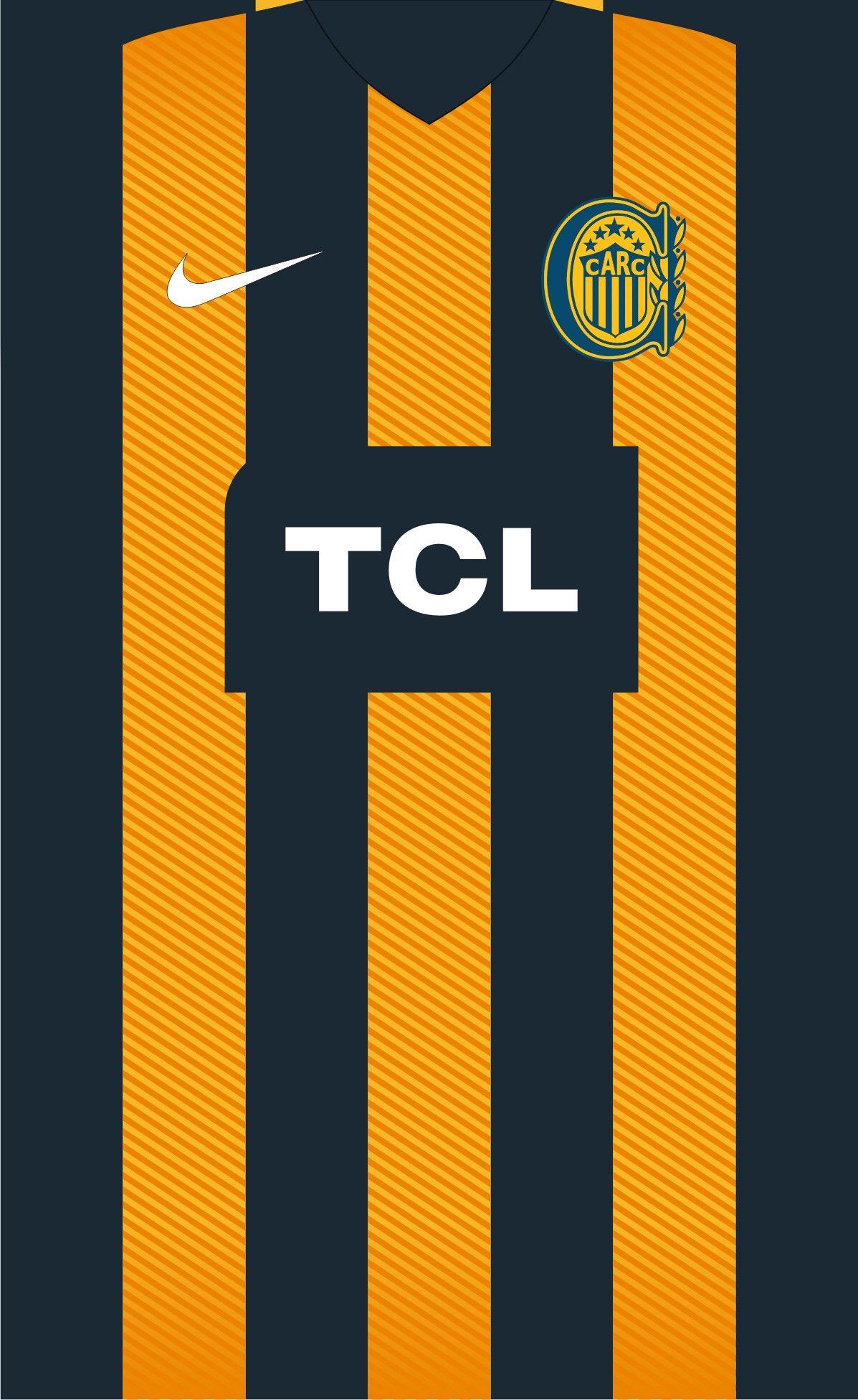 Ca Rosario Central Titular 2018 Shirts Football Wallpaper
