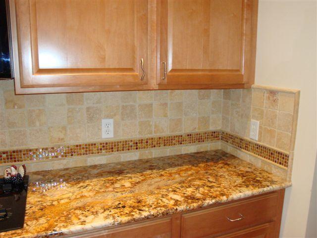 Mascarello Granite Counter With Natural Oak Cabinets. Visit  Globalgranite.com For Your Natural Stone