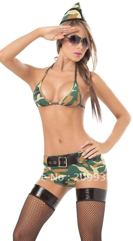 22009826318 Jazz- sexy soldier