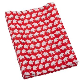 Rätt Start Stellematte Elefant Rød | Barn & Baby Stellebord | Jollyroom