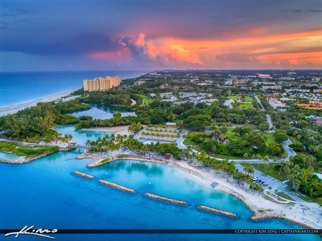Where Is Jupiter Florida >> Dubois Park Jupiter Florida By Kim Seng Florida Vacation