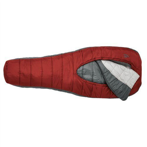 Sierra Designs Backcountry Bed 25season Sleeping Bag Red
