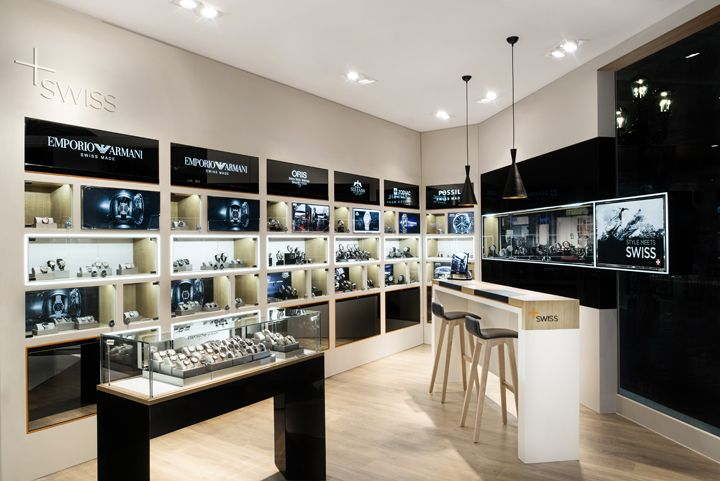 WSI Flagship Watch Store By StartJG HK Singapore Malaysia
