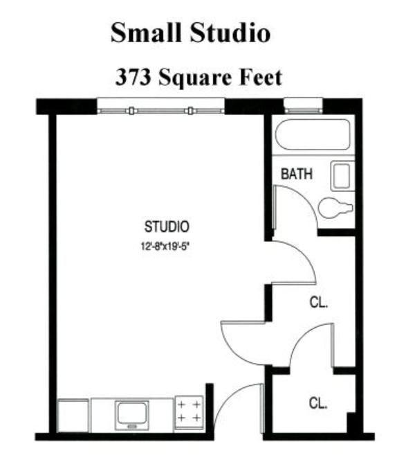 small studio apartment floor plans floor plans from on best tiny house plan design ideas id=24174