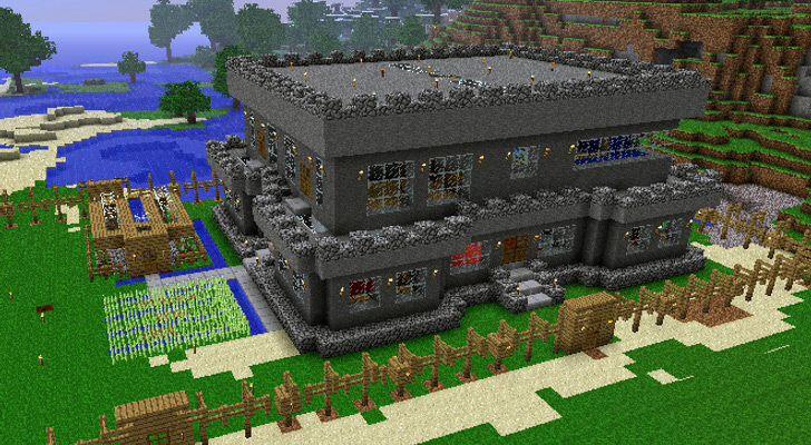 Minecraft Minecraft houses, Minecraft survival