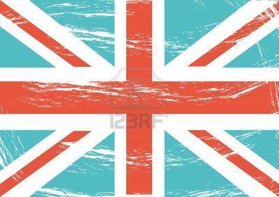 London Flag Background