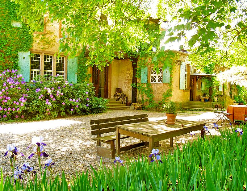 Beautiful Clos Saint Leonard Bed And Breakfast On The Wine Route In Alsace