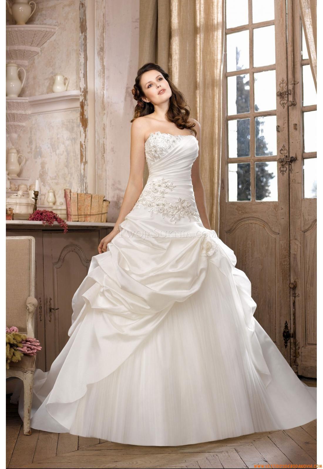 Excelente colección de vestido de novia   Ideas para Vestidos de ...