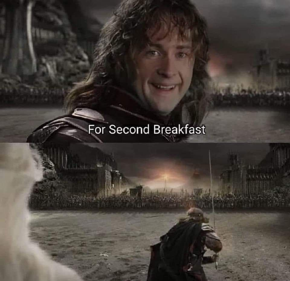 20 Dank Lord Of The Rings Memes For The Superfans Lotr Funny Lord Of The Rings Lotr