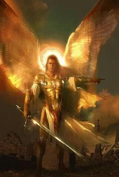 Archangel Michael | Archangel michael, Archangels, Angel warrior