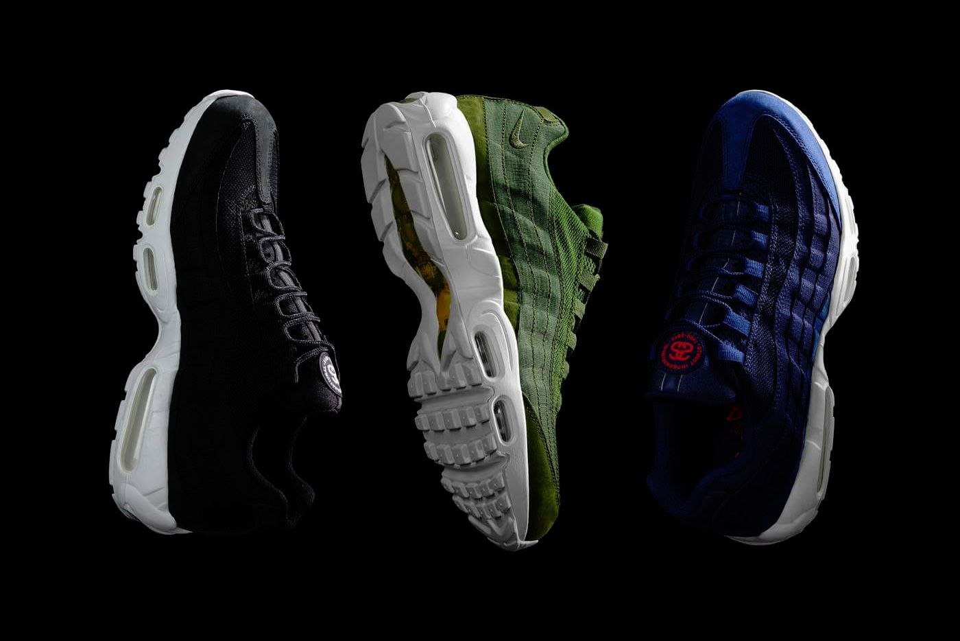 Supreme x Nike Air Max 96 Made in Italy: Release Date & Info