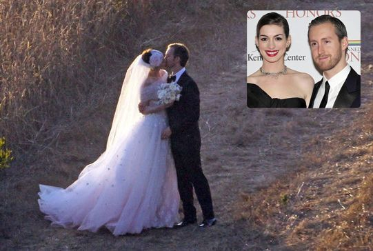 Celebrity weddings this past weekend i