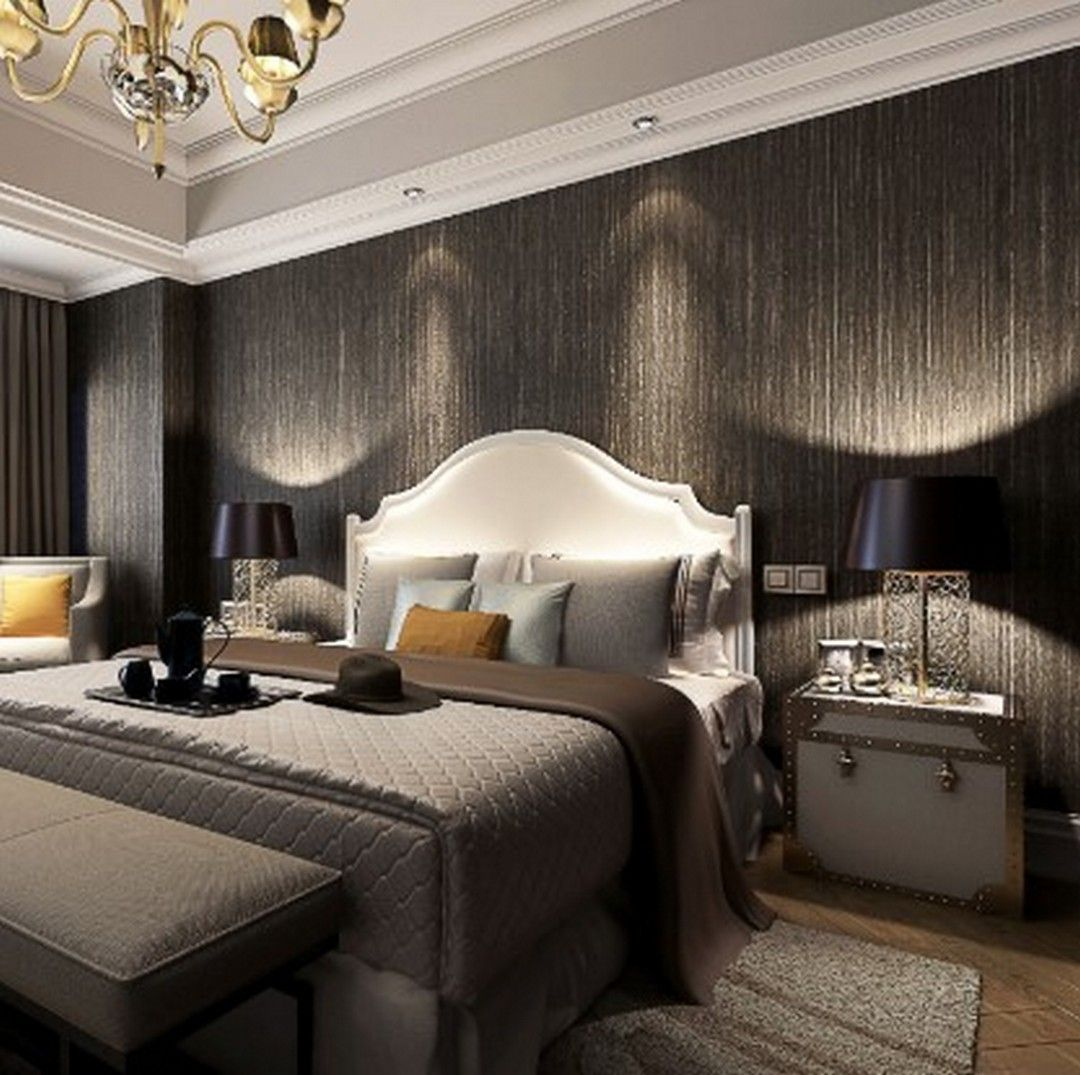 5 Antique Room Ideas With Grasscloth Wallpapers in 2020