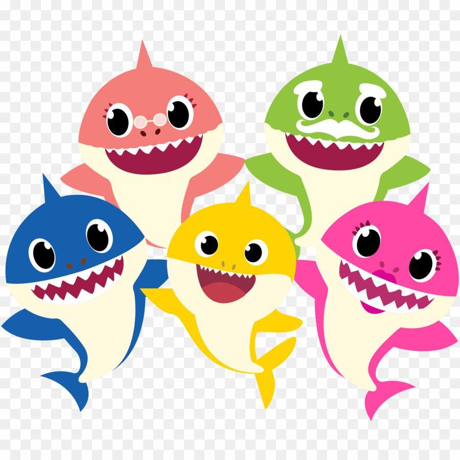 Baby Shark Clipart For Printable in 2020 | Baby shark, Shark theme  birthday, Shark birthday