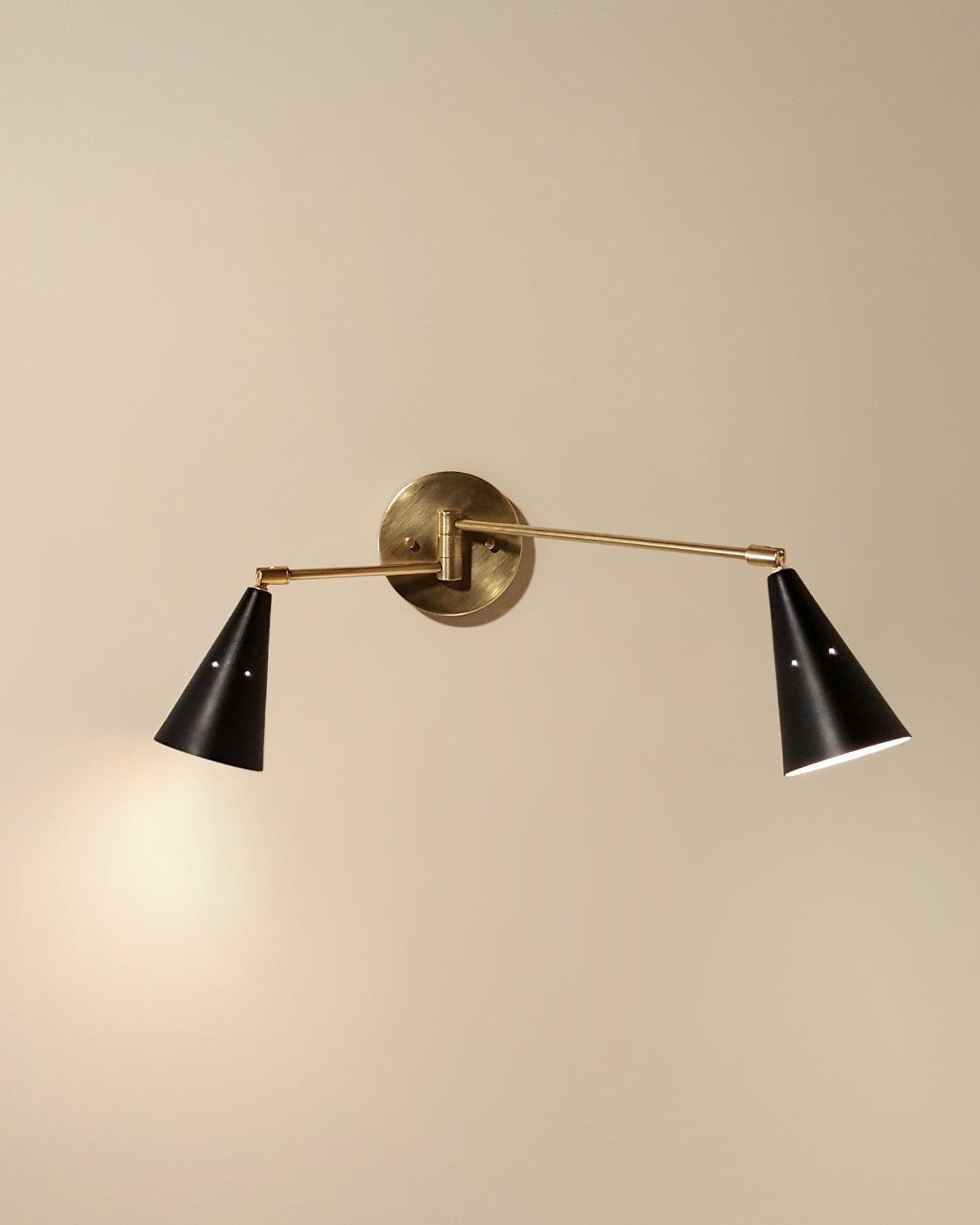 Pin By Rita Buechem On Christy Plug In Wall Lamp Brass Light Fixture Wall Lamps Bedroom