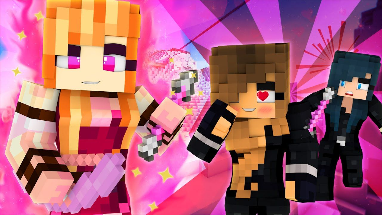 Minecraft Agents - GOLD FALLS IN LOVE?! (Minecraft Roleplay) #10