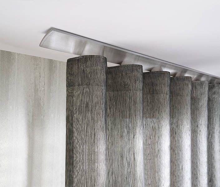 wave gordijn okna Pinterest Gardinen, Vorhänge und Gardinen - gardine wohnzimmer modern
