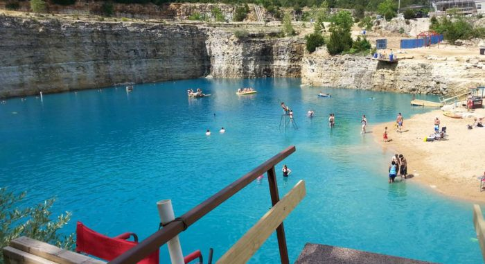 This Hidden Beach In Missouri Will Take You A Million Miles Away
