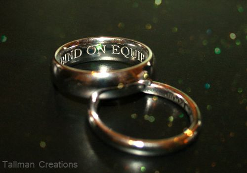 Bind on Equip A World Of Warcraft Weddingmy god my inner nerd