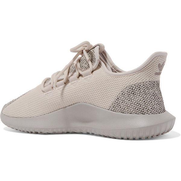adidas Originals Tubular Shadow stretch-knit sneakers ($93 ...