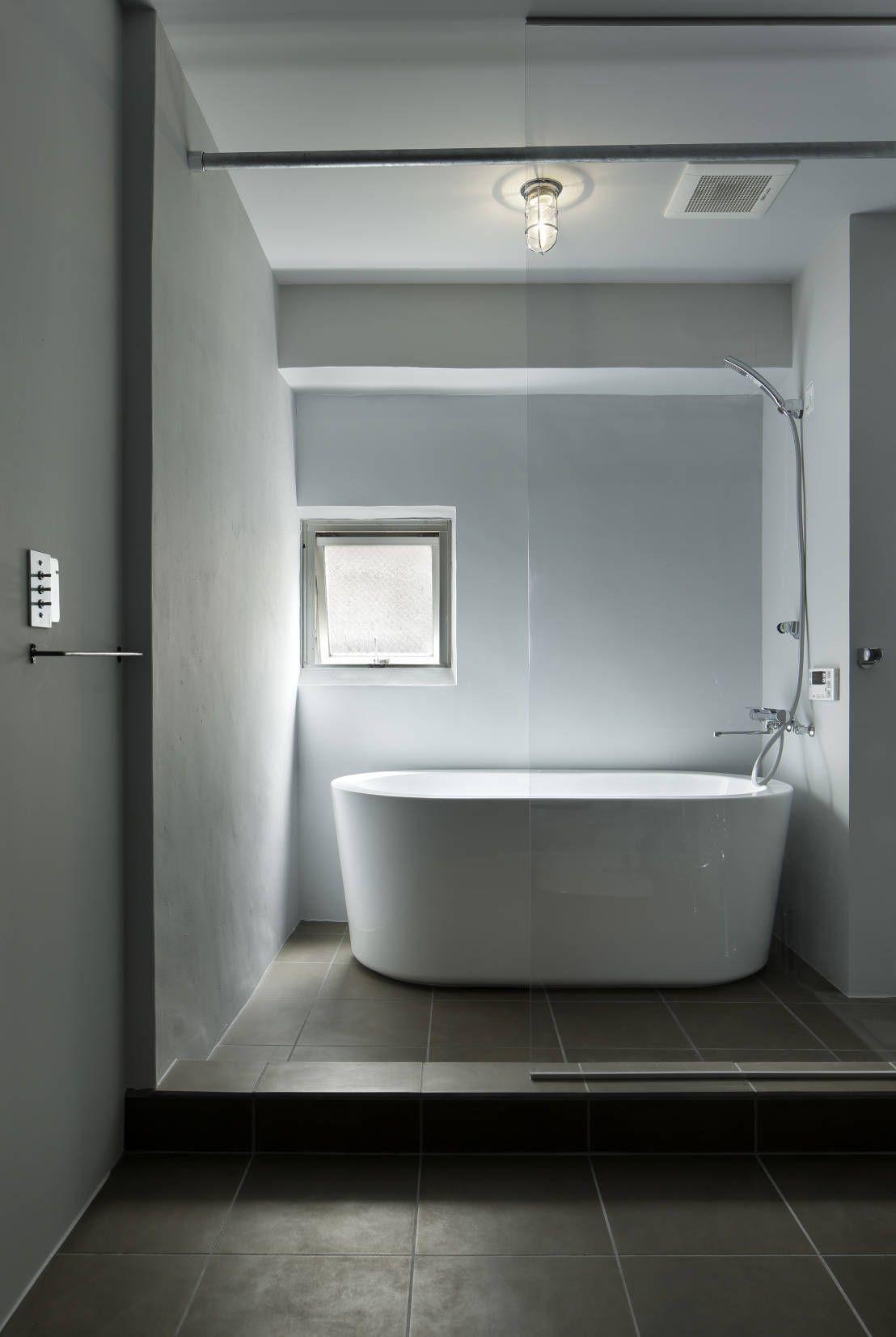 小さいお風呂を快適にする10の工夫 リノベーション 浴室 バス