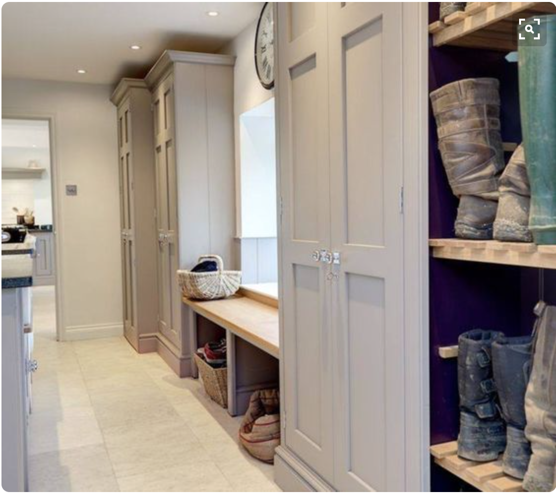 Bootroom Boot Storage Mud Rooms Laundry Rooms