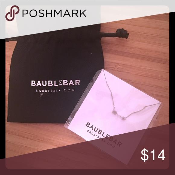 🆕 Baublebar arrow necklace Brand new! Baublebar Jewelry Necklaces