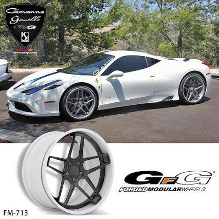 ferrari 458 italia speciale on giovanna wheels gfg fm 713 - Wheelsandmore Ferrari 458 Italia