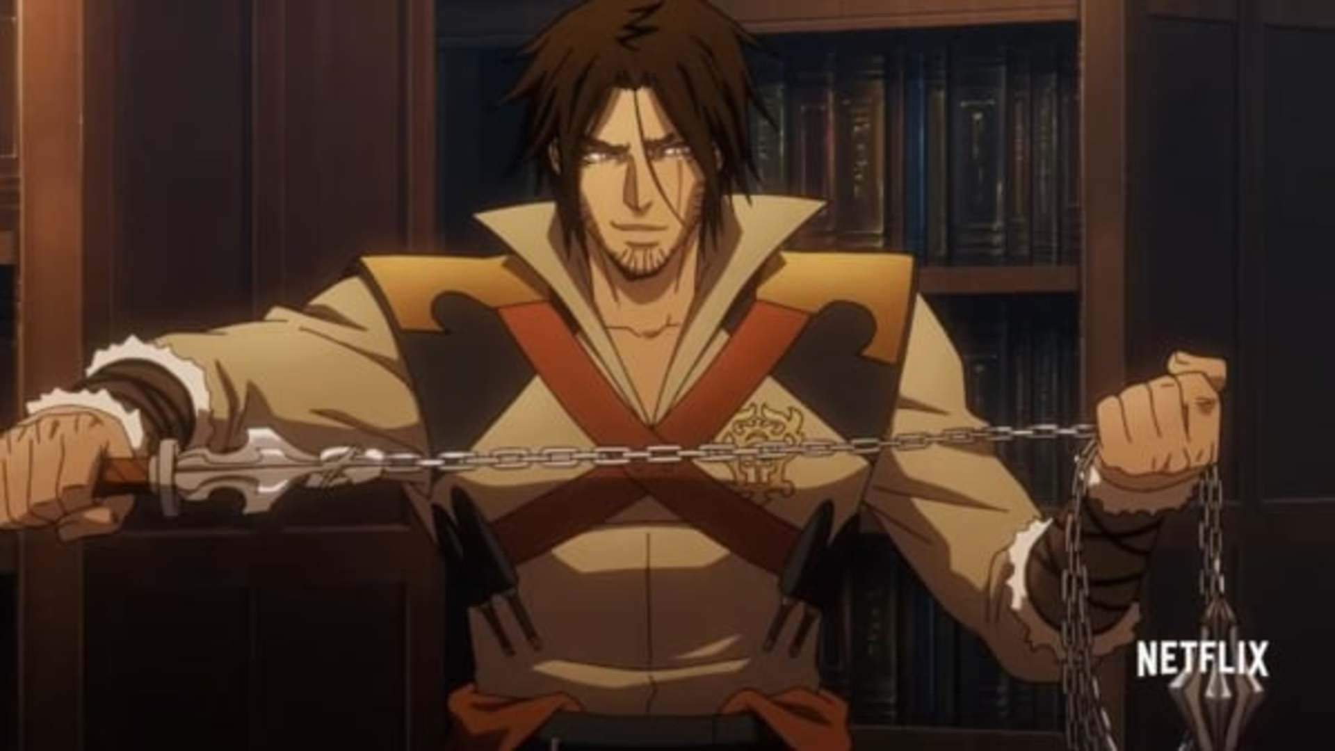 Pin by BronekGamingTv on Castlevania Trevor belmont
