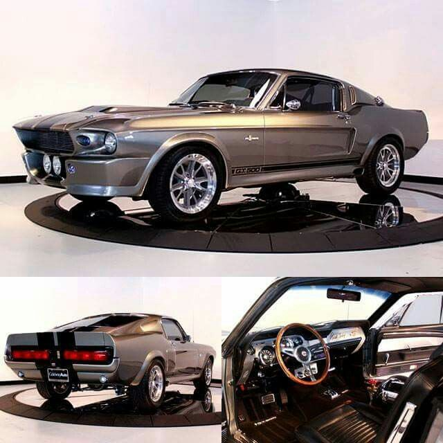 Mustang Shelby, Classic Cars