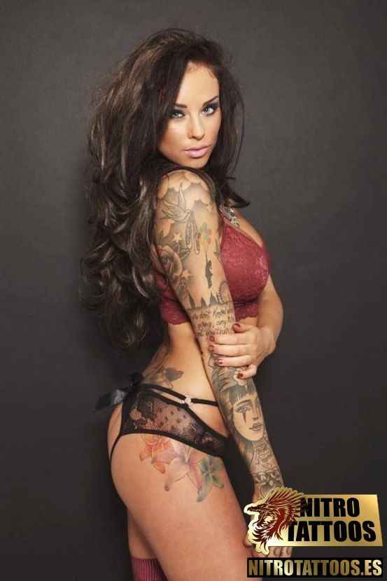 Tatuajes Brazo Mujeres Beautiful Body Art Pinterest Tattoos