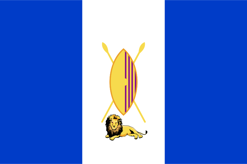 Flag Of Buganda Flags Of The World Africa Flag Unique Flags