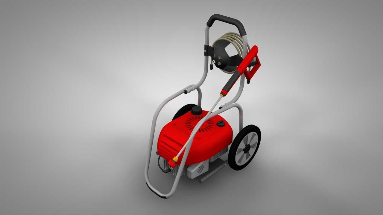 How Does A Pressure Washer Work Lawn Equipment Repair